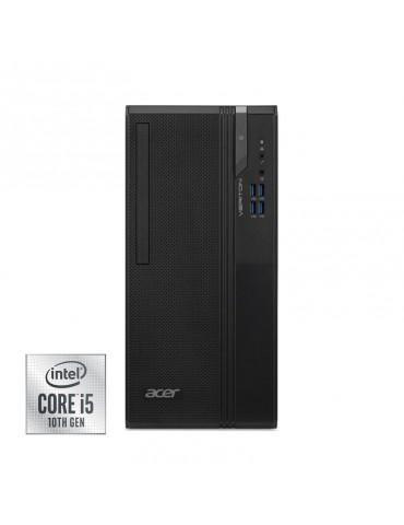 Desktop Acer Veriton ES2740G i5-10400-4GB-1TB-Intel Graphics-DOS