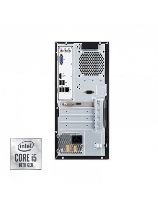 Desktop - Desktop Acer Veriton ES2740G i5-10400-4GB-1TB-Intel Graphics-DOS