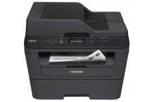 Laser Printers - Printer Brother DCP-2540DW -B/W Laser Technology-Print-Scan-Copy