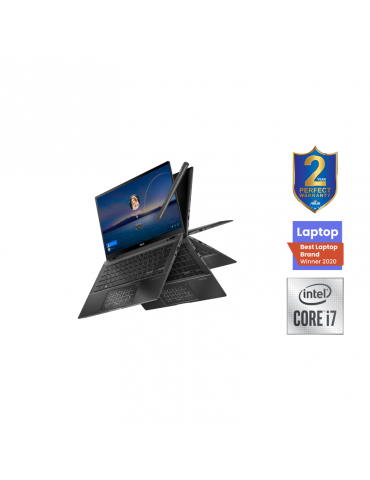 ASUS ZenBook Flip UX463FL-AI014T i7-10510U-16GB-SSD 1TB-MX250-2GB-14 FHD Touch-Win10-Grey-Stylus pen free bundle