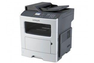 طابعات ليزر - Printer Lexmark MX317DN 3in1