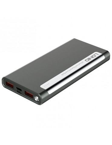 LDNIO PQ1019 Ultra Slim Portable Power Bank 10000mAh-2 USB port