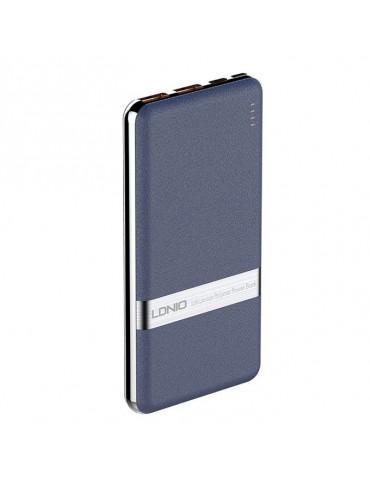 LDNIO PQ1020 Ultra Slim Portable Power Bank 10000mAh-2 USB port