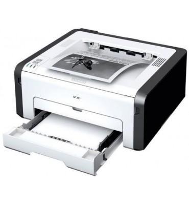 Printer RICOH SP 211-US-Laser Technology