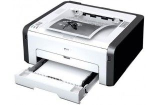 Printer RICOH SP...