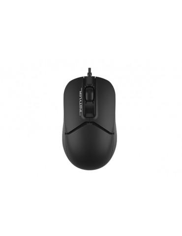 A4Tech FM 12 fstyler Optical Mouse Black