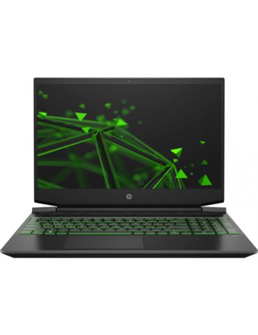 HP Pavilion Gaming 15-ec1005ne AMD R7-4800H-16GB-1TB-SSD 256B-GTX1660Ti-6GB-15.6 FHD-DOS-Black