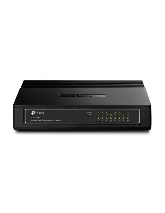 Networking - Switch 16 ports TP-LINK (1016D)