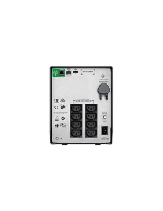 UPS - APC Smart UPS-1000VA-Tower-LCD 230V with SmartConnect Port