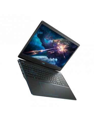 Dell Inspiron G3-3500 i7-10750H-16GB-SSD256 GB-1T HDD-GTX1650 4G-15.6 FHD-Black