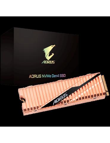 SSD GIGABYTE™ AORUS NVMe Gen4 SSD 500GB