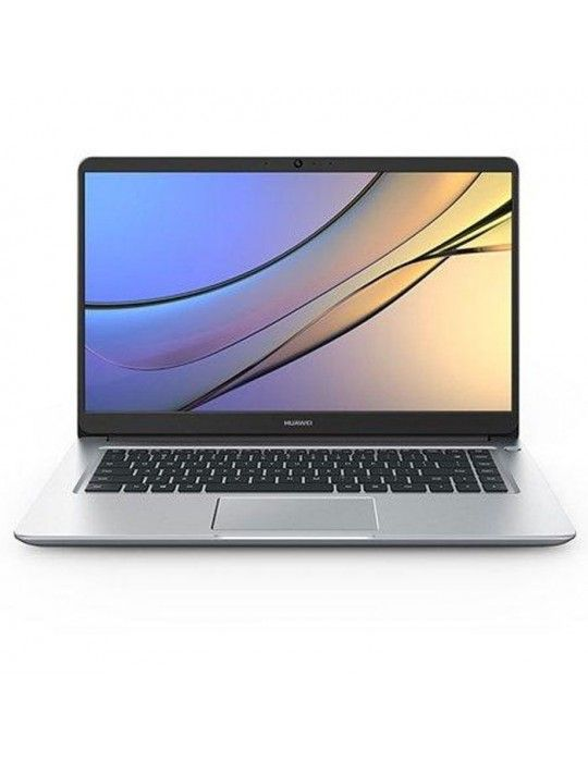 Laptop - Huawei MateBook D 15 AMD Ryzen 7 3700U-8GB-512GB SSD-Radeon RX Vega 10-15.6 Inch IPS FHD-Win10-Space Gray
