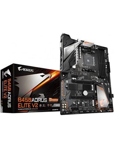 GIGABYTE™ AMD B450 AORUS Elite V2 Motherboard
