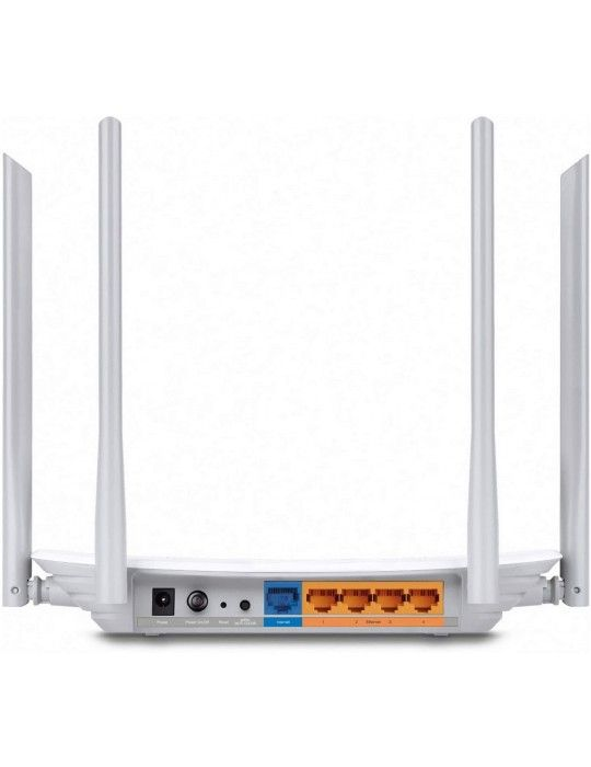 Networking - TP-Link Wireless Dual Band Gigabit Router Archer C50