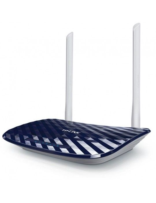 Networking - TP-Link Wireless Dual Band-Gigabit Router-Archer C20 AC750