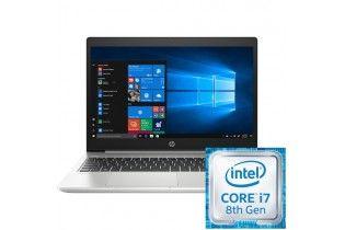 "Laptop - HP ProBook 450 G5-15.6""-Intel Core i7-8550U-8GB RAM DDR4-HDD 1TB-VGA NVidia GT930MX-2GB-Dos-SILVER"