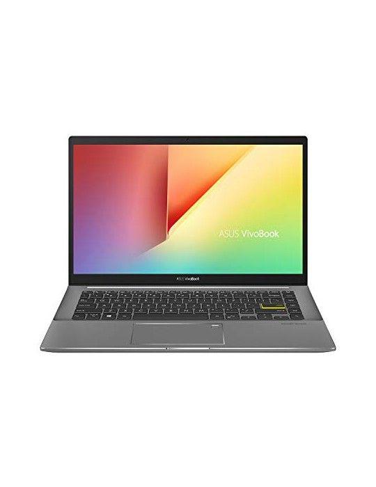 Laptop - ASUS VivoBook S14 S433EQ-AM198T Core™ I7-1165G7-8GB-512G SSD-MX350-2GB-14.0 FHD-Win10