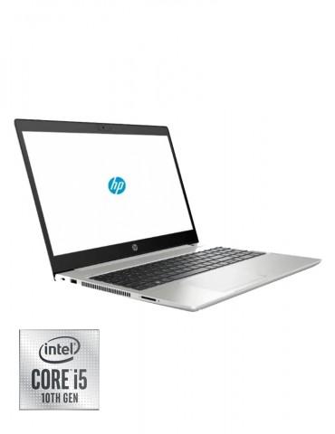 HP ProBook 450-G7 i5-10210U-8GB-1TB-MX130-2GB-FPR-15.6 HD-Dos-Silver-Carry Case