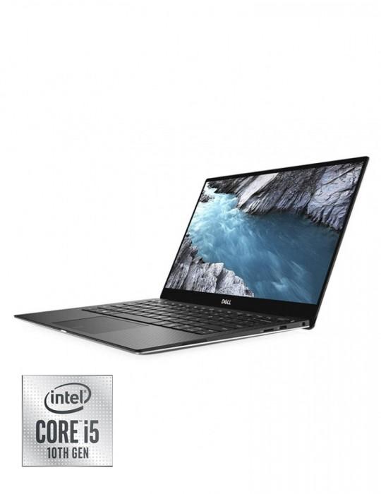 كمبيوتر محمول - Dell XPS 13-7390 i5-10210U-8G-SSD 256GB-Intel Graphics-13.3 FHD-Black