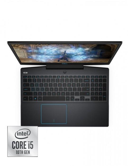 Laptop - Dell Inspiron G3-3500 i5-10300H-8GB-1TB-SSD256-GTX1650 4G-15.6 FHD-Black