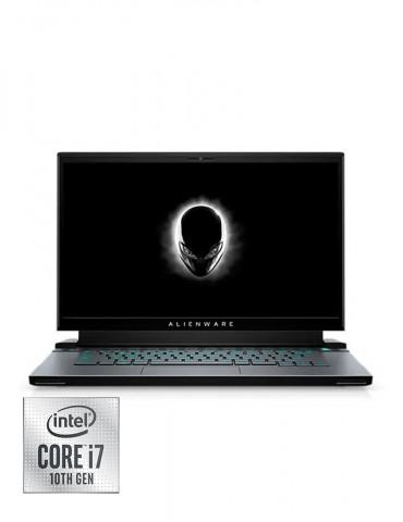 Dell Alienware M15 R3 i7-10750H-16GB-SSD 512GB-RTX2060-6GB-15.6 FHD 144Hz-Windows 10-Black