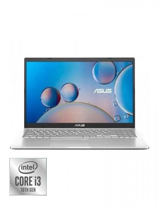 Laptop - ASUS X515JA-BR069T I3-1005G1- 4GB-SSD 256G-Intel Shared - 15.6 HD-Win10- TRANSPARENT SILVER