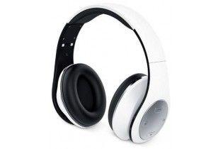 Headphones - Headset Genius Bluetooth HS-935BT White