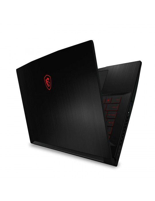 Laptop - msi GF63 Thin 10SCSR-Intel Core i7-10750H-16GB RAM-1TB 256 SSD-4GB GTX 1650 TI-DOS-15.6 FHD