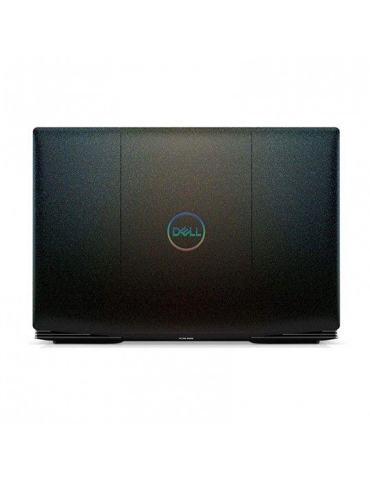 Laptop - Dell Inspiron G5 5500 i7-10750H-16GB-SSD 512GB -GTX1650ti-4GB-15.6 FHD-Dos-Black