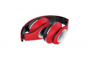 Headphones - Headset Genius Bluetooth HS-935BT Red