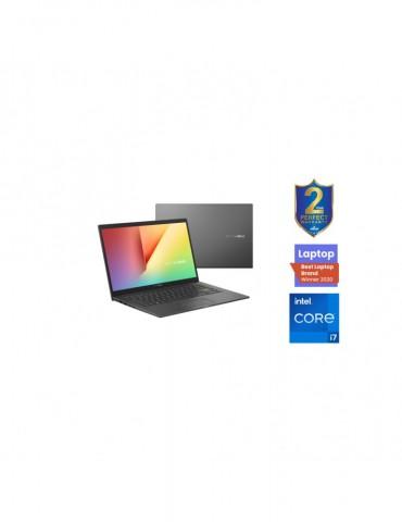 ASUS K413EP-EB164T I7-1165G7-8GB-SSD512G-NVIDIA® GeForce® MX330 2GB-14.0 FHD-Win10-INDIE BLACK