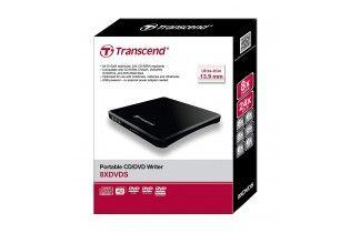 Hard Drive - DVD R/W Transcend 8X External