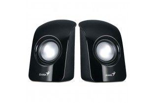Speakers - S.P Genius SP-U115 USB Black