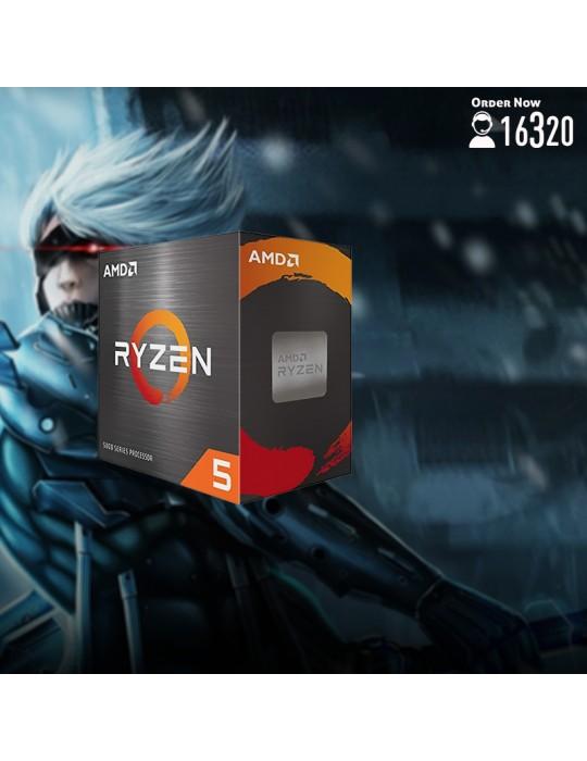 Gaming PC - Bundle AMD R5 5600X-X570 AORUS Elite WIFI-RTX 3070 Twin Edge OC 8GB-16GB-1TB HDD-500GB SSD-Case XPG Defender-GBP750