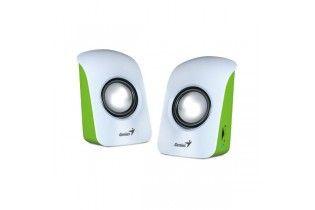 Speakers - S.P Genius SP-U115 USB White