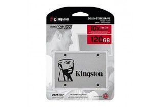 Hard Drive - SSD HDD Kingston, SUV400S37, 120GB 2.5 SATA