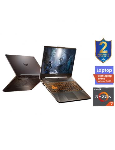 ASUS TUF Gaming-A15 FA506IV-AL031T-AMD R7-4800H-16GB RAM-1TB PCIE G3 SSD-NVidia GeForce RTX 2060 6GB-15.6 FHD 144Hz-Win10