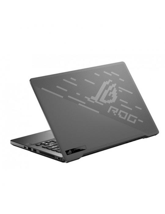 Laptop - ASUS ROG Zephyrus G14 GA401QC-HZ113T AMD R7-5800HS-16GB RAM-512GB SSD-RTX 3050 4G-14 FHD 144Hz-Win10