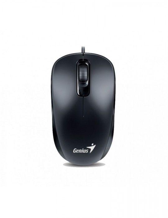 Mouse - Mouse Genius DX-110-Black
