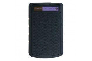 هارد ديسك - Transcend StoreJet 25H3P 2TB External HDD (Purple)