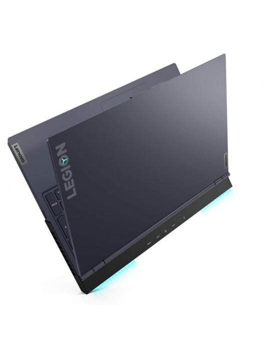 Home - Lenovo Legion 7 i7-10870H-32GB-SSD 1TB-RTX2070-8GB Max-Q-15.6 FHD 144Hz-DOS-Slate Grey+Gaming Mouse+AVG