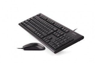 Keyboard & Mouse - KB A4tech KRS-8520D