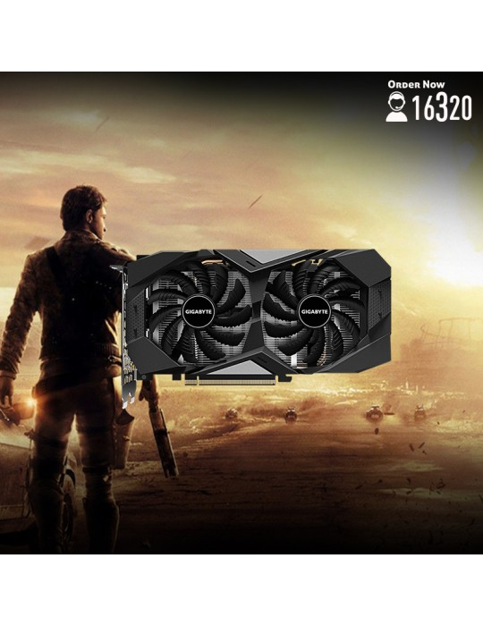 Gaming PC - Bundle Intel Core i5 10400F-GIGABYTE B460M DS3H V2-GTX 1660 OC 6GB-16GB-1TB HDD-256GB SSD-Case XPG Starker ARGB Bla