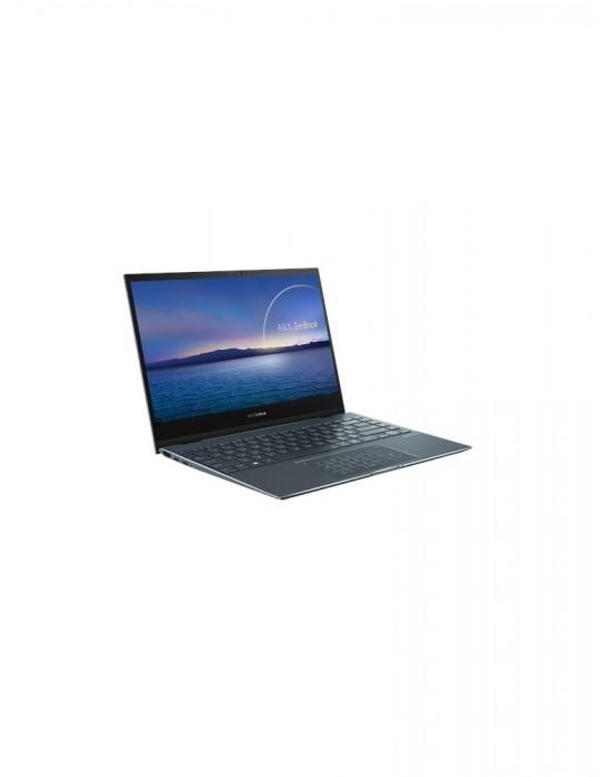 Laptop - ASUS Zenbook Flip 13 UX363JA-EM033T I7-1065G7-16GB-SSD 512 GB-Intel Shared-13.3 FHD-Win10-PINE GREY-STYLUS