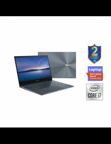 ASUS Zenbook Flip 13 UX363JA-EM033T I7-1065G7-16GB-SSD 512 GB-Intel Shared-13.3 FHD-Win10-PINE GREY-STYLUS