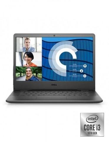 Dell Vostro 3401 i3-1005G1-4GB-1TB-Intel Graphics-14 Inch-DOS-Black