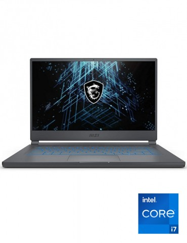 msi Stealth 15M A11UEK-222 i7-11375H-16GB-SSD 1TB NVMe PCIe-RTX3060 Max-Q 6 6GB-15.6 FHD-144Hz-Win10+Gaming Mouse+AVG
