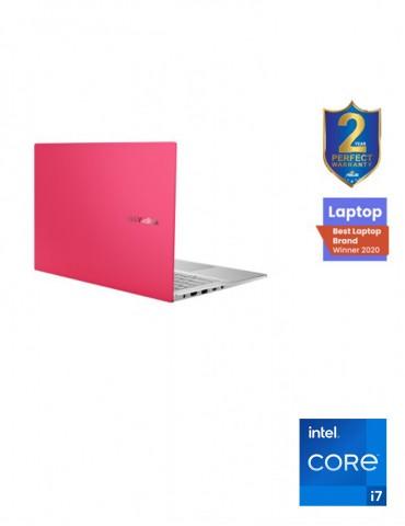 ASUS VivoBook S14 S433EQ-AM198T Core™ I7-1165G7-8GB-512G SSD-MX350-2GB-14.0 FHD-Win10