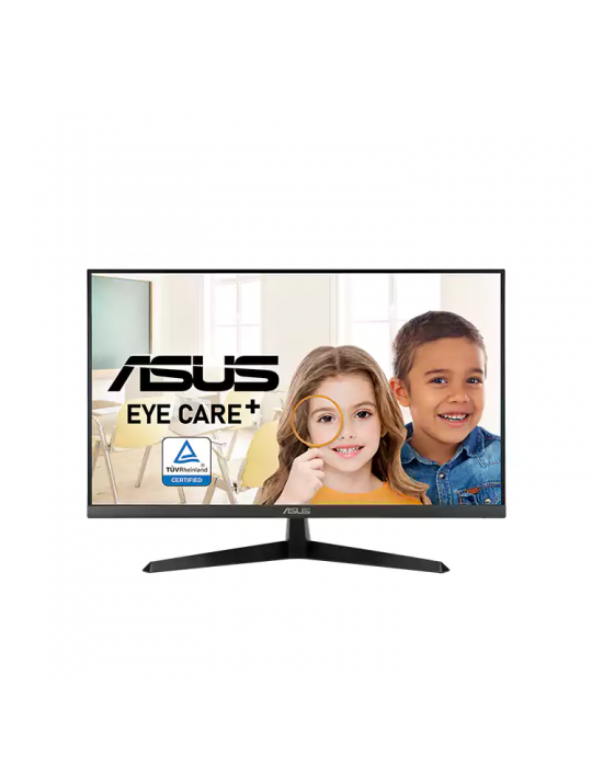 Monitors - Monitor Asus Eye Care VY279HE 27 inch-FHD-IPS-75Hz