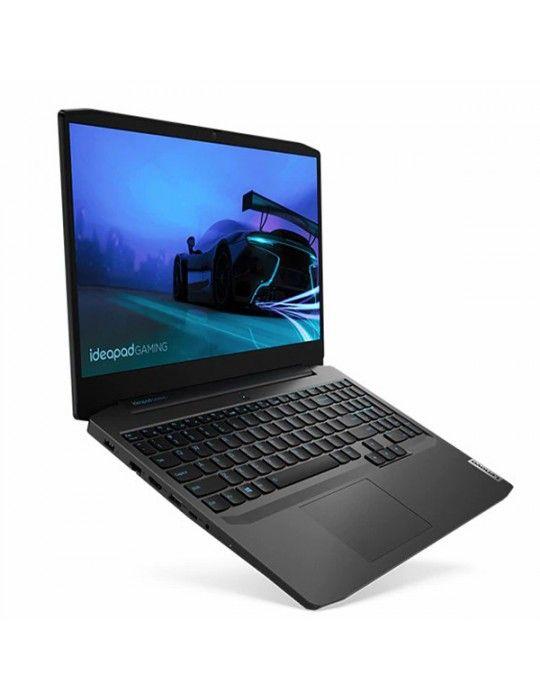 Laptop - Lenovo IdeaPad Gaming 3 i7-10750H-16GB-SSD 512GB-GTX1650-4G-15.6 FHD IPS-Windows 10-PHANTOM-BLACK